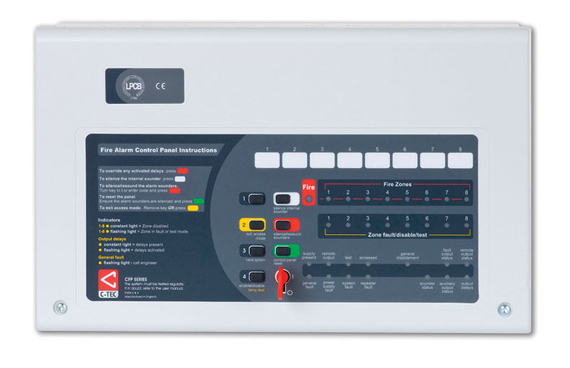 Fire Alarm Systems Chester
